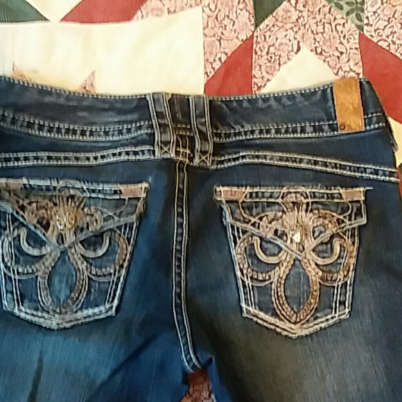 Maurices Denim - maurices jeans size 3/4